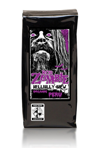 Rob Zombie French Roast Organic Whole Bean Coffee